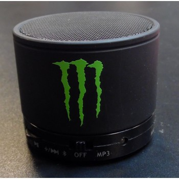 Enceinte Bluetooth Monster