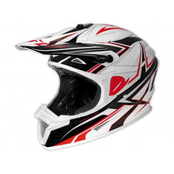 Casque Spectra White UFO