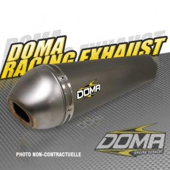 Echappement Complet Doma Racing