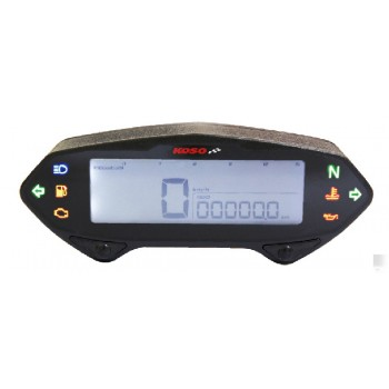 Compteur multifonctions KOSO DB-01RN LCD