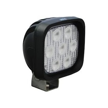 4'' Square Utility Market XP Led Light - XIL-UMX4410 - Vision X