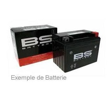 Batterie - BS - Arctic Cat - 250 Bearcat - 250cc - 300cc - 300 Bearcat