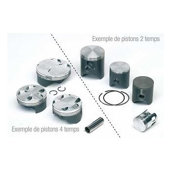 Kit Piston Complet - Vertex - HM CRE125 Motard