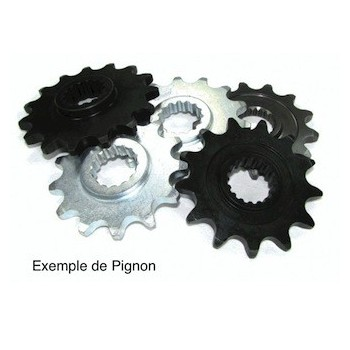 Pignon 14,15 dents - KTM 450/525 XC - 450/505 SX